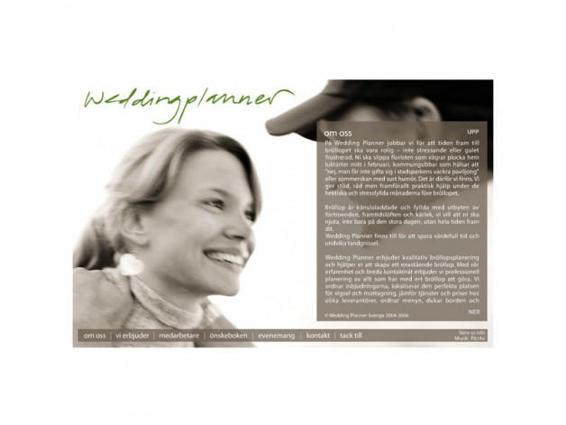 Weddingplanner Sverige